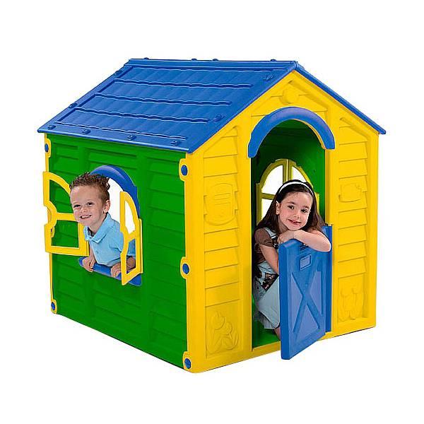 Casitas plasticas para jardin casita plstica infantil for Casas de plastico para jardin