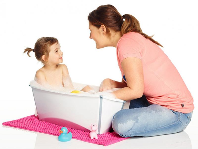 Bañera para bebés Flexibath