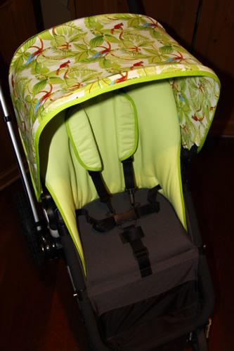 Babyluna Capotas para carritos personalizadas