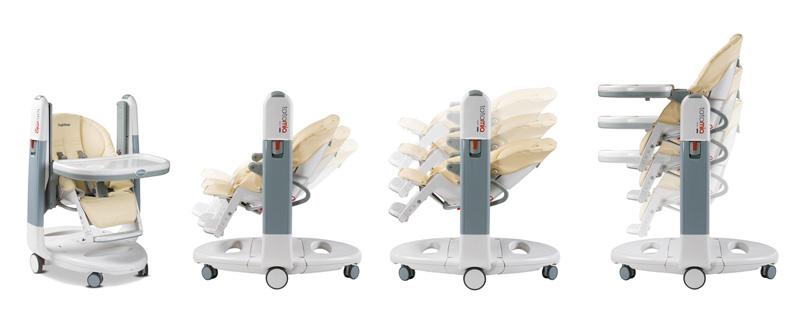 Tronas con diseño innovador Tatamia Peg Perego