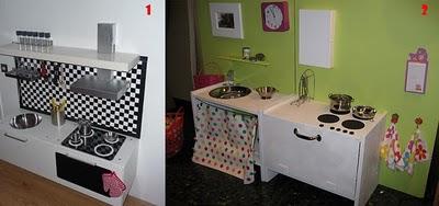 Casas cocinas mueble cocina infantil ikea - Cocinas de madera para ninos ikea ...