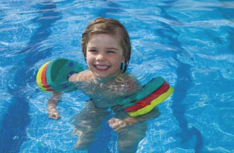 Delphin discs manguitos para niños