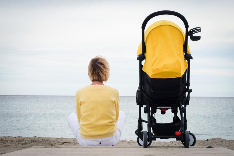 Elegir carrito de bebé