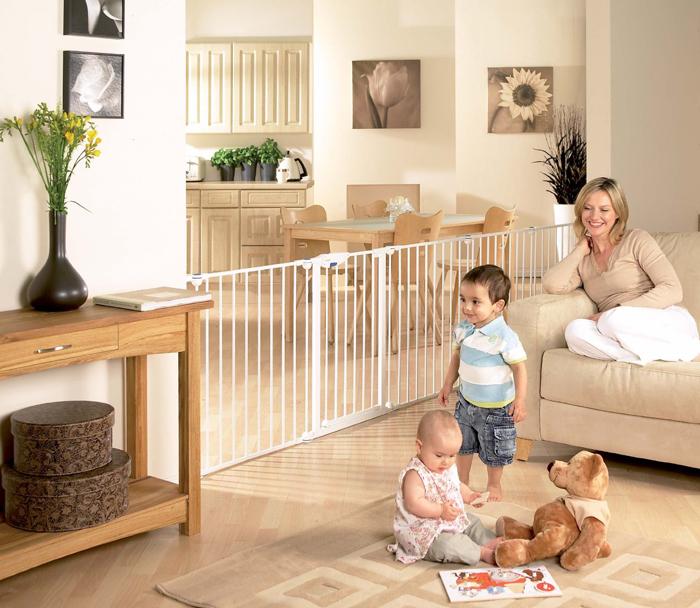 parque para los niños Lindam Safe and secure