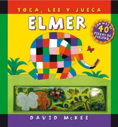 Toca, lee, juega con Elmer