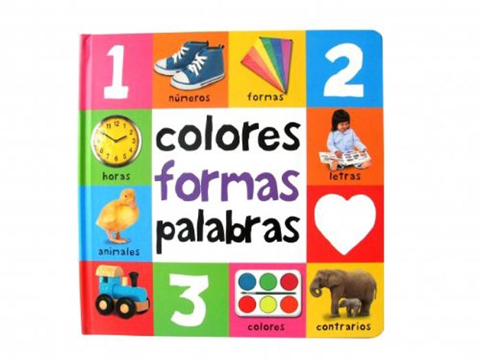 Colores, formas, palabras