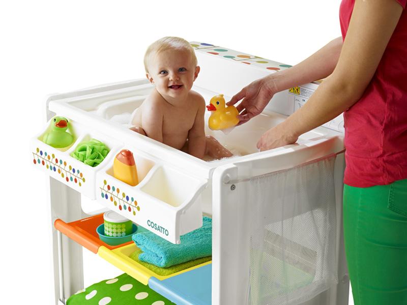 Bañeras para bebé de Cosatto