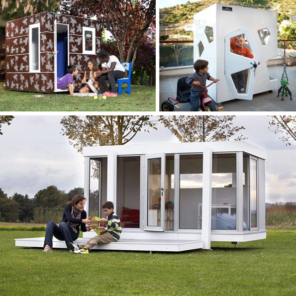 Smartplayhouse casitas de jard n para ni os diferentes for Oferta casita jardin ninos