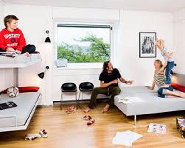 Danhostel copenhagen city family hostel