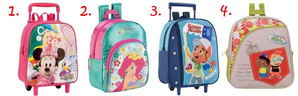 outlet bolsos y mochilas