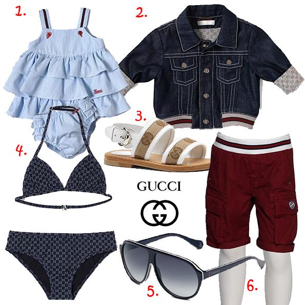 Grandes diseñadores. Gucci