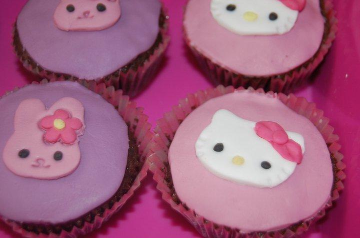Cupcakes kitty