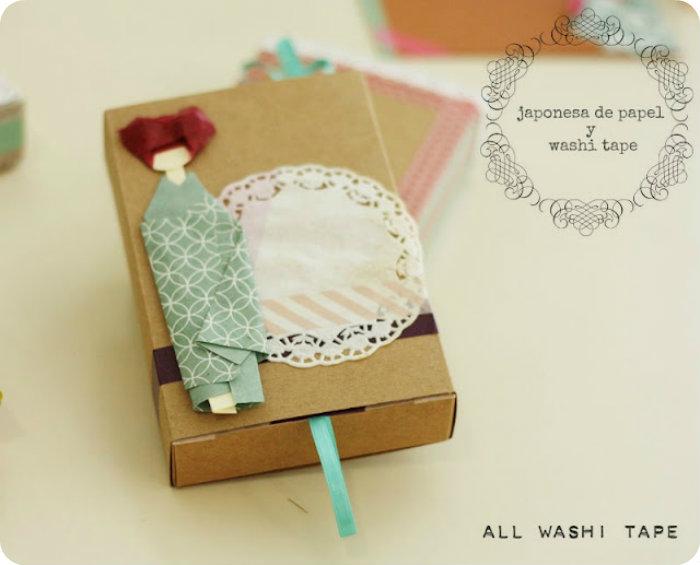 washi tape 5 La moda del Washi Tape (I)