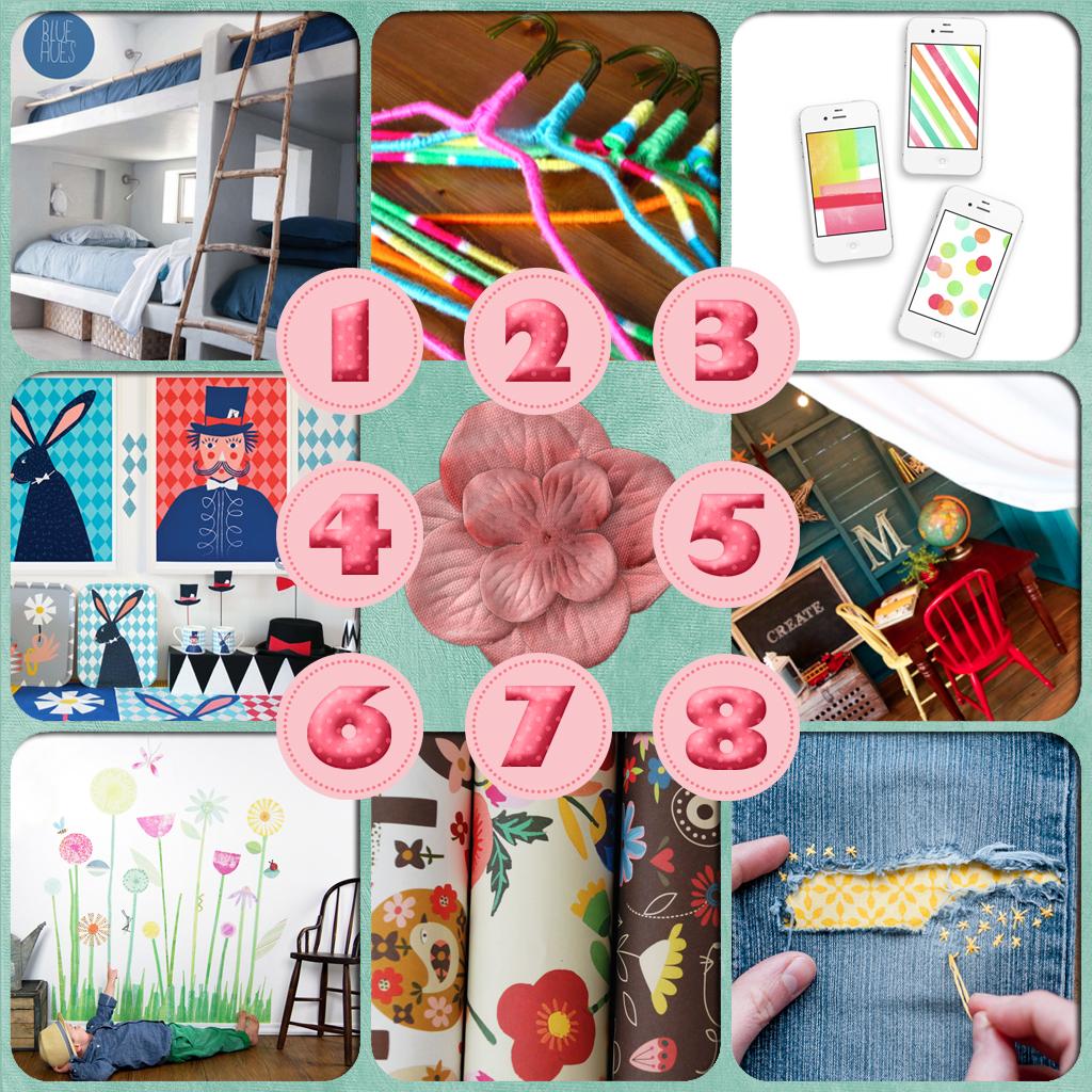 Collage 16 de septiembre Grandes Ideas para mentes creativas – 16 de septiembre