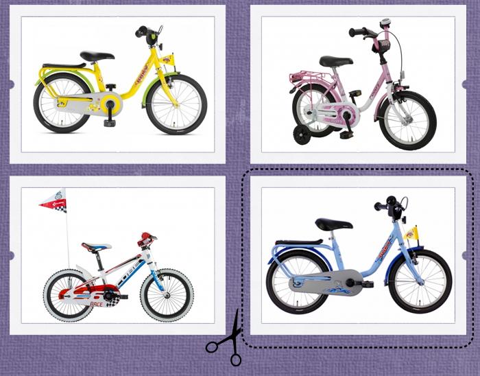 Bicicletas pedales bikester