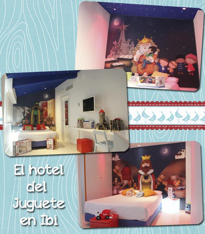 Hotel del juguete Ibi