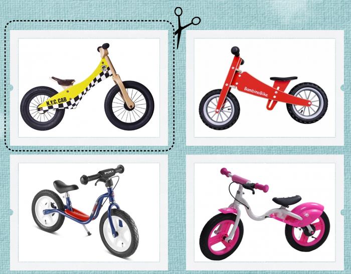bicicletas sin pedales Bikester