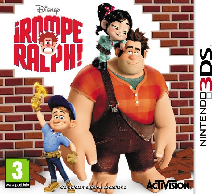 Rompe Ralph videojuego