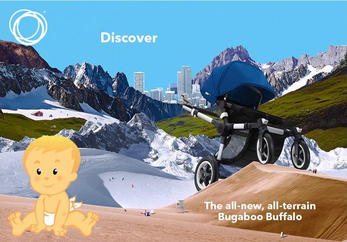Bugaboo Buffalo 01