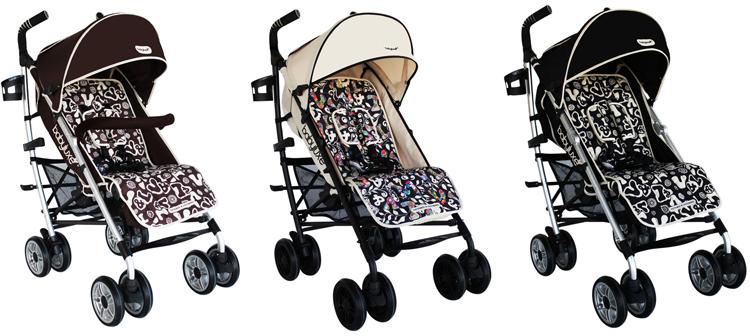 Babyluxe carritos