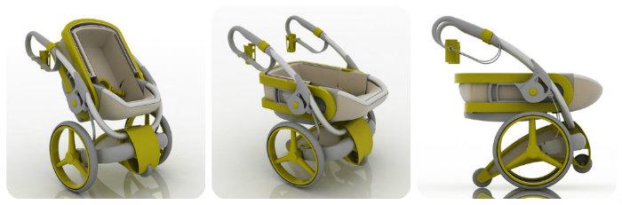 Bumbel Stroller