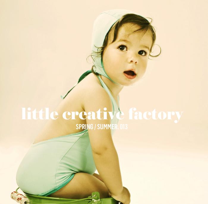 LITTLE CREATIVE FACTORY SS013