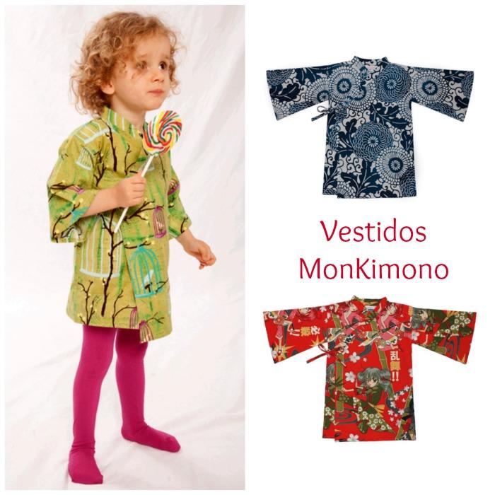 Vestidos monkimono