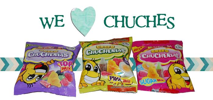 we love chuches