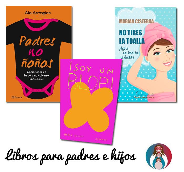 Libros para padres e hijos