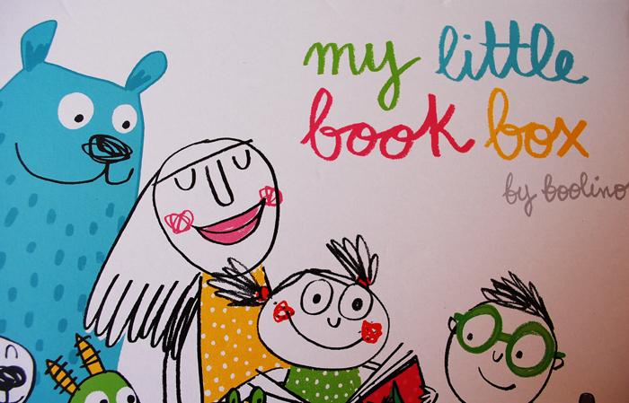 Libros infantiles - My little Book Box