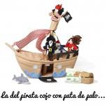 Oskar Ellen barco pirata 150x150 Bebés reborn hechos de la nada