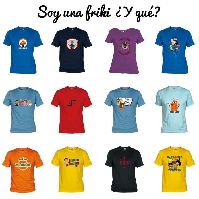 Camisetas retro 01