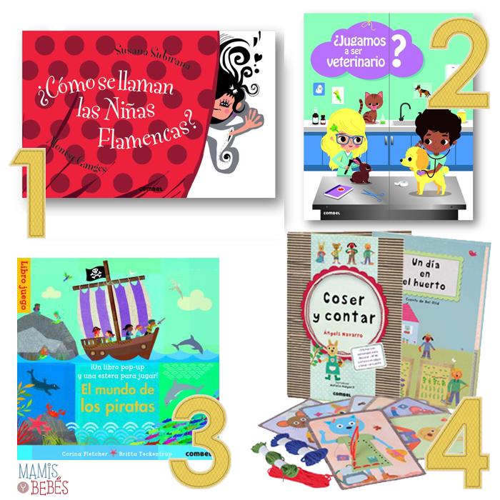 Libros infantiles - Combel 01
