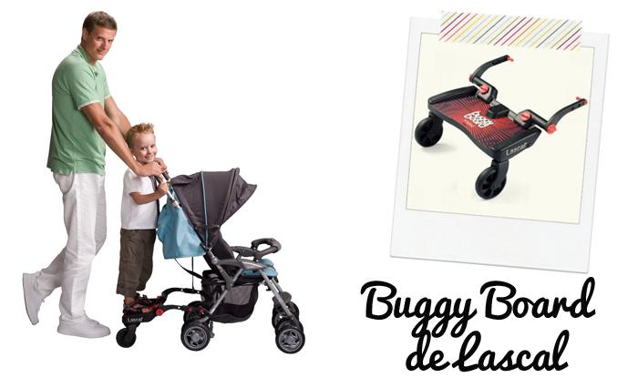 Patinete para cochecito - Buggy board