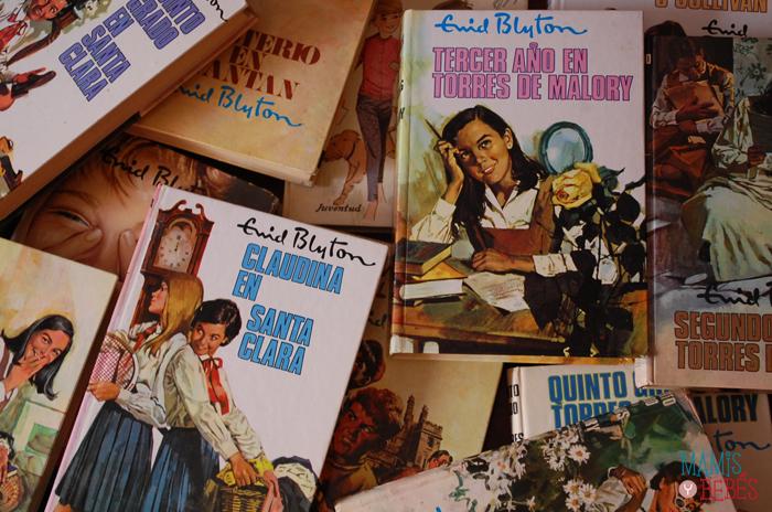 libros infantiles - Enid Blyton 02