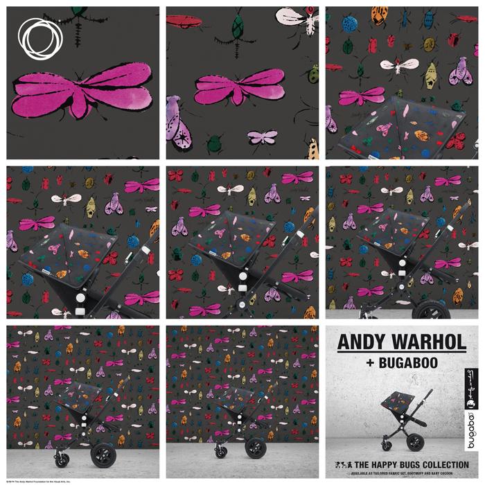 Elegir carrito - Bugaboo Warhol 03