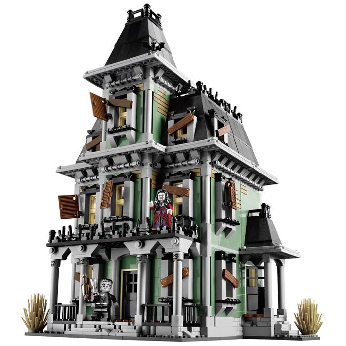 Juguetes infantiles - Lego Monster Fighters 02