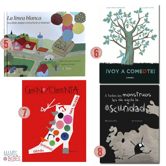 Libros infantiles - Editorial Kokinos 02