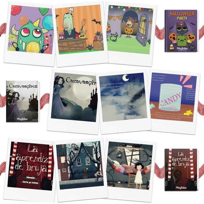 Libros infantiles - playtales