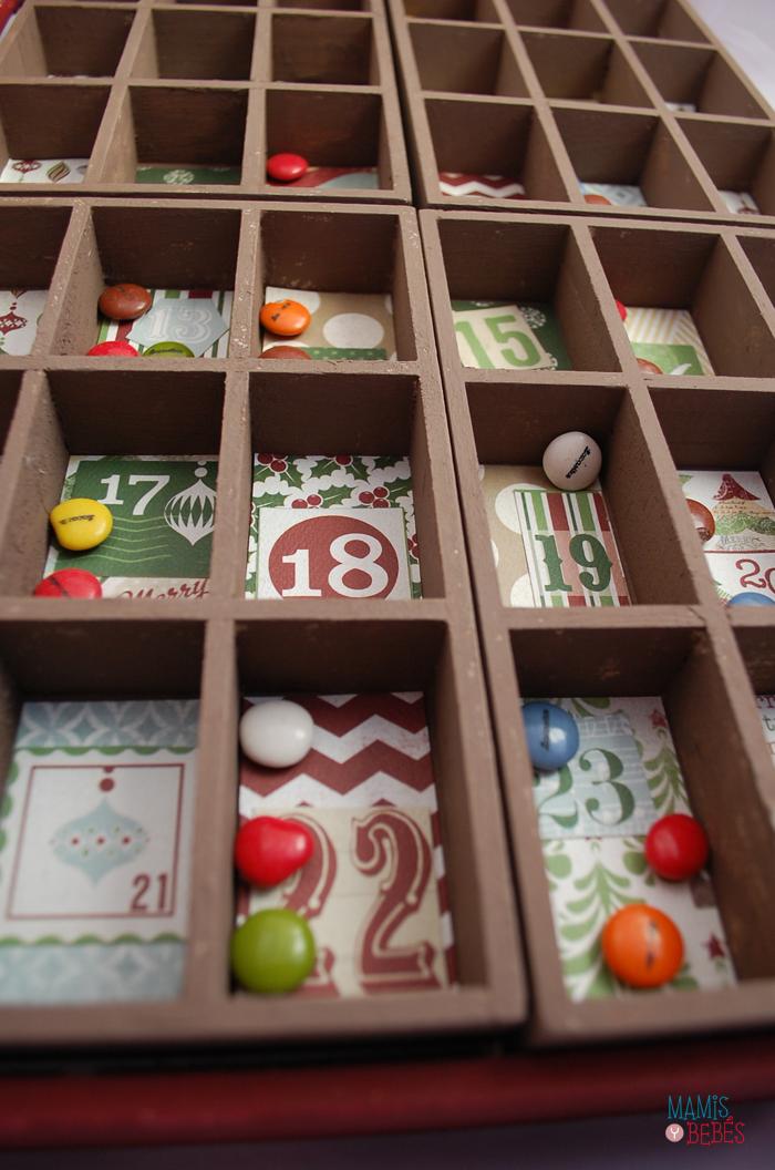 Calendario de Adviento 13