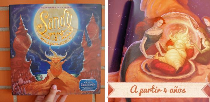 Libros infantiles - sandy