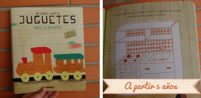 Libros infantiles - mi primer libro de juguetes