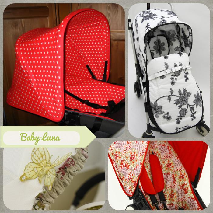 Fundas personalizadas Bugaboo - Babyluna
