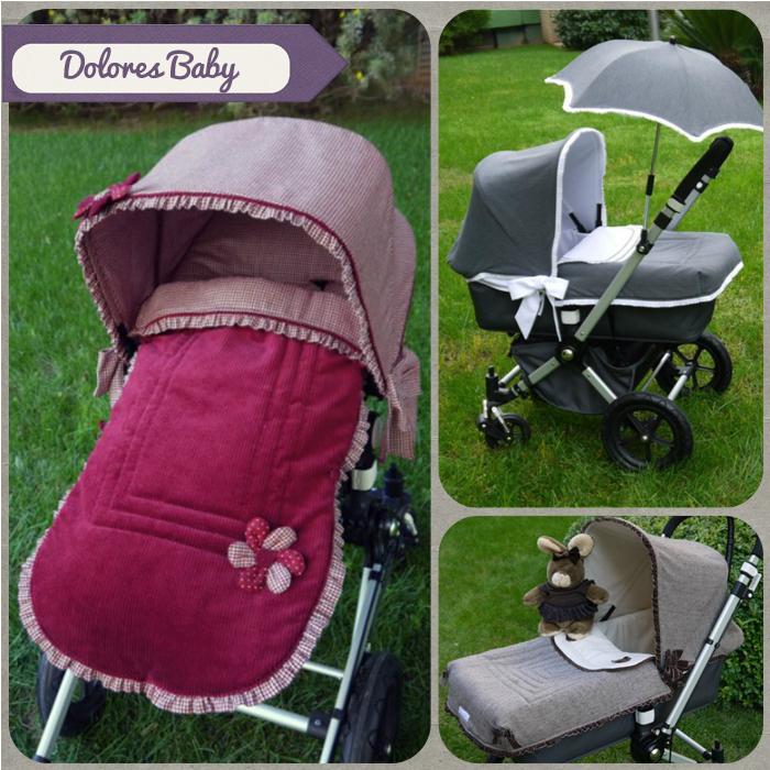 Fundas personalizadas Bugaboo - Dolores Baby