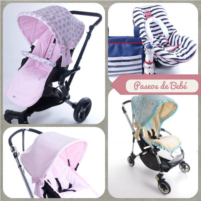 Fundas personalizadas Bugaboo - Paseos de bebe