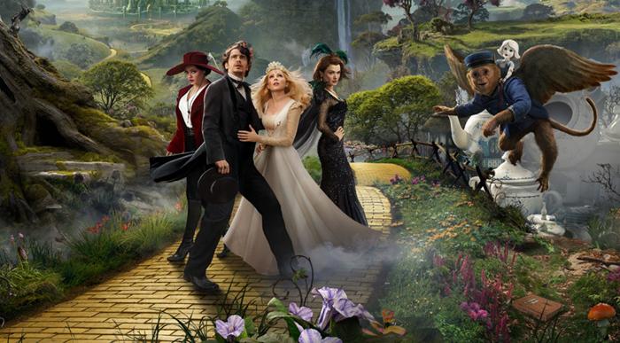 Peliculas infantiles - Oz un mundo de fantasia