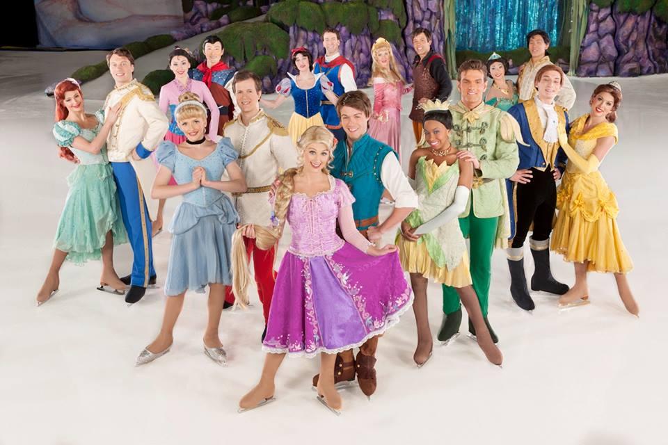 Disney on ice vuelve a sonar 01