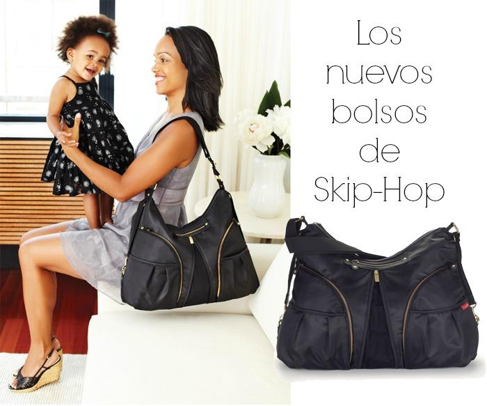 Bolsos maternales Skip hop 01