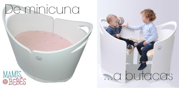 Kids on luxe minicuna