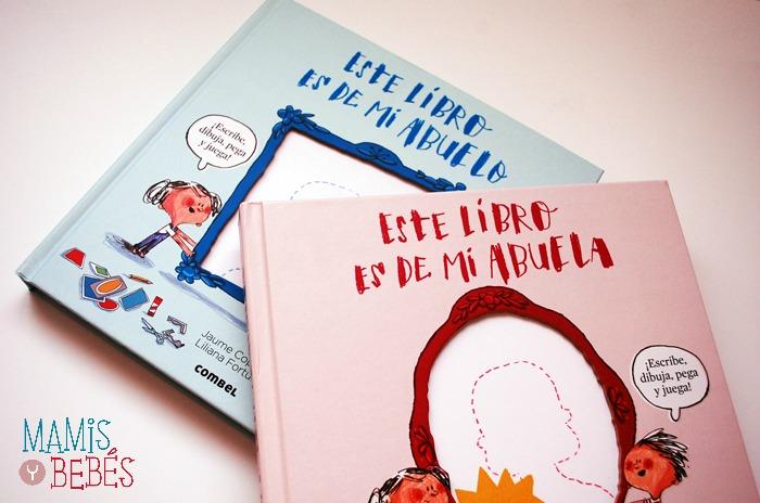 Libros infantiles - Este libro es de mi abuela 01